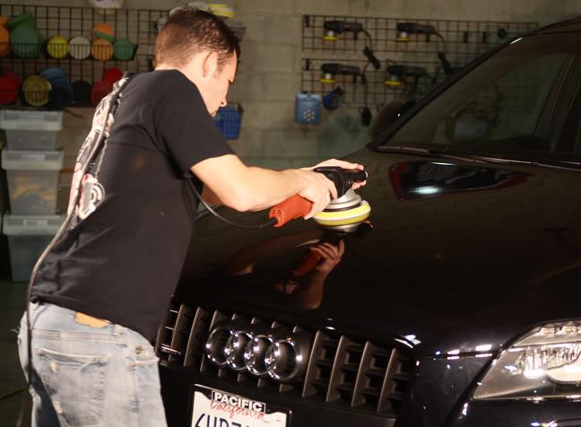 polish auto calitate